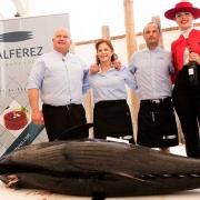 Ronqueo del atun rojo